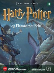 harry potter 4 - harry potter og flammernes pokal - CD Lydbog
