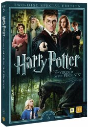 harry potter og fønixordenen / harry potter and the order of the phoenix + dokumentar - DVD