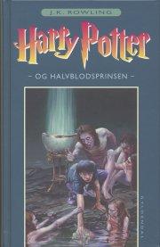 harry potter og halvblodsprinsen 6 - bog