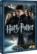 harry potter og halvblodsprinsen / harry potter and the half-blood prince + dokumentar - DVD
