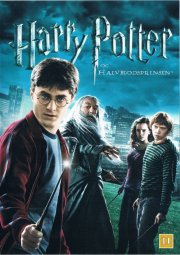 harry potter 6 og halvblodsprinsen / and the half-blood prince - DVD
