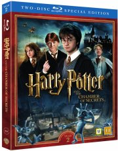 harry potter 2 og hemmelighedernes kammer / and the chamber of secrets + dokumentar - Blu-Ray