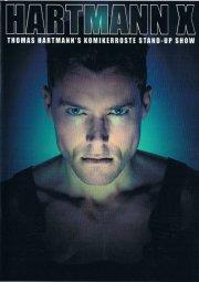 hartmann x - thomas hartmann - DVD