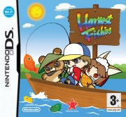 harvest fishing (river king: mystic valley) - nintendo ds