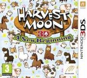 harvest moon: a new beginning - nintendo 3ds