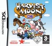 harvest moon - nintendo ds