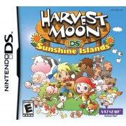 harvest moon: sunshine islands (import) - nintendo ds