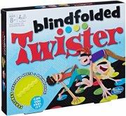 blindfolded twister - hasbro - brætspil - Brætspil