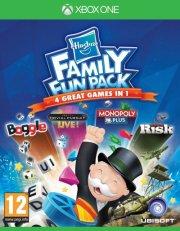 hasbro family fun pack - xbox one