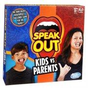 speak out spil - kids vs. parents - Brætspil