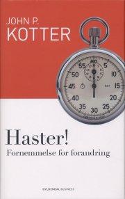 haster! - bog