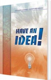 have an idea! - bog