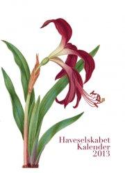 haveselskabet kalender 2013 - bog
