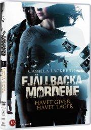 fjällbackamorden: havet giver, havet tager - camilla läckberg - DVD