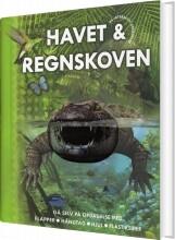 havet & regnskoven - bog