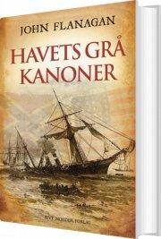 havets grå kanoner - bog