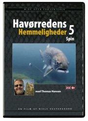 havørredens hemmeligheder 5 spin - DVD