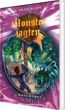 monsterjagten 15 - havuhyret narga - bog