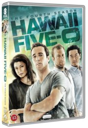 hawaii five-0 - remake - sæson 4 - DVD