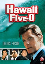 hawaii five-0 - sæson 1 - DVD
