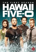 hawaii five-0 - sæson 1 - remake - DVD
