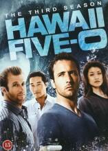 hawaii five-0 - sæson 3 - remake - DVD