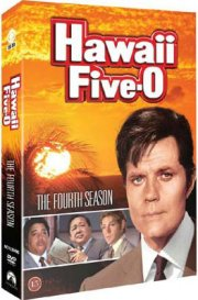 hawaii five-0 - sæson 4 - DVD