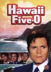 hawaii five-0 - sæson 5 - DVD