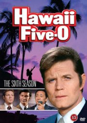 hawaii five-0 - sæson 6 - DVD