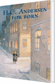 h. c. andersen for børn - bog