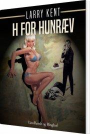 h for hunræv - bog
