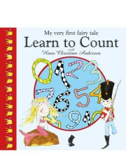 h.c. andersen learn to count - bog