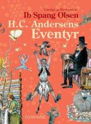h.c. andersens eventyr - bog
