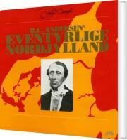 hc andersens eventyrlige nordjylland - bog