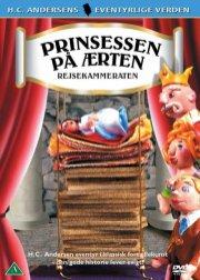 h.c. andersens eventyrlige verden 6 - prinsessen på ærten // rejsekammeraten - DVD
