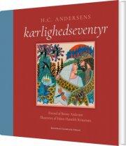 h.c. andersens kærlighedseventyr - bog