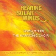 david hykes and the harmonic choir - hearing solar winds alight - cd