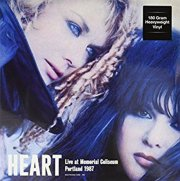 heart - live at memorial coliseum portland 1987 - Vinyl / LP