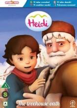 heidi vol. 2 - træhytte-eden - DVD