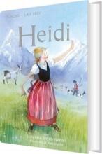 heidi - bog