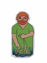 hej! jeg er peter - bog