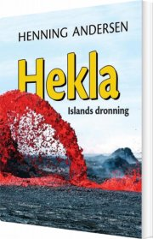hekla - bog
