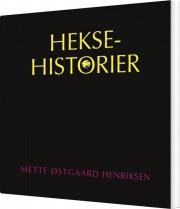 heksehistorier - bog
