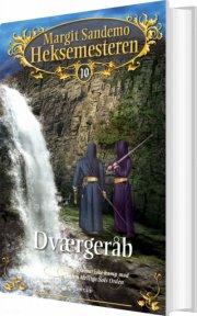 heksemesteren 10 - dværgeråb - bog