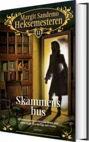 heksemesteren 11 - skammens hus - bog