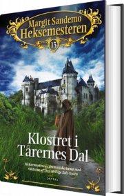 heksemesteren 13 - klostret i tårernes dal - bog
