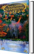 heksemesteren 14 - frostens datter - bog