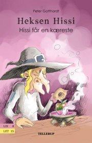 heksen hissi #2: hissi får en kæreste - bog