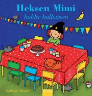 heksen mimi holder halloween - bog