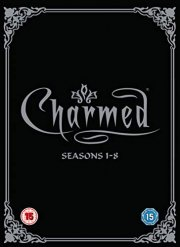 charmed box / heksene fra warren manor boks - komplet - DVD